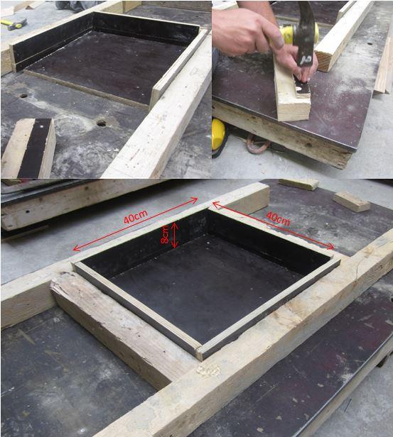 realisation de pilier de cour le chapiteau. Black Bedroom Furniture Sets. Home Design Ideas